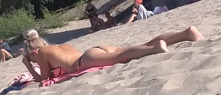 Название: Красивая блондинка на пляже.jpg Просмотров: 116  Размер: 103.7 Кб
